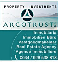 Arcostrust Real Estate Fuerteventura