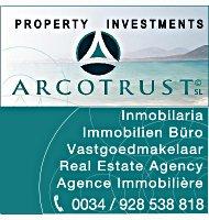 Arcostrust Real Estate Fuerteventura