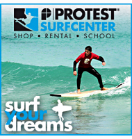 Protest Surf School