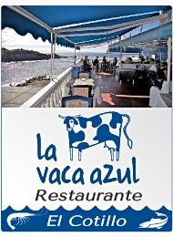 Restaurante la Vaca Azul el Cotillo