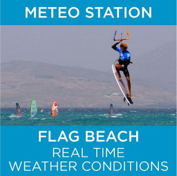 detailed weather conditions forecast sport in Fuerteventura
