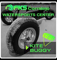 Fuerteventura Kite School - buggy - Gmap