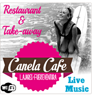 Canela Cafe Lajares