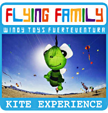 Flying Family - Gmap