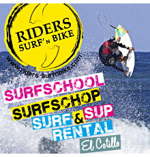 Riders surfschool Fuerteventura