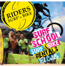 Riders surf & bike - Gmap SURF