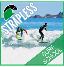 Strapless Surfschool - Gmap Surf