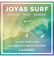Joyas surf school Lajares