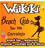 Waikiki Beach club Corralejo