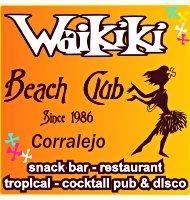 Waikiki Beach club Corralejo