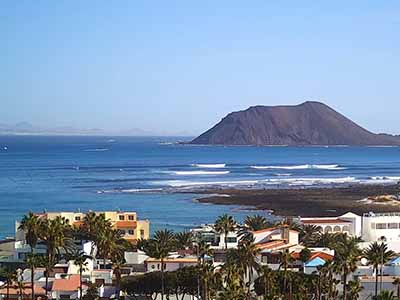 webcam Corralejo bay
