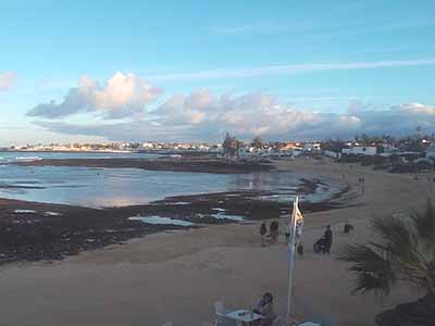 webcam Corralejo beach Fuerteventura